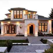40 Stunning Mansions Luxury Exterior Design Ideas (19)