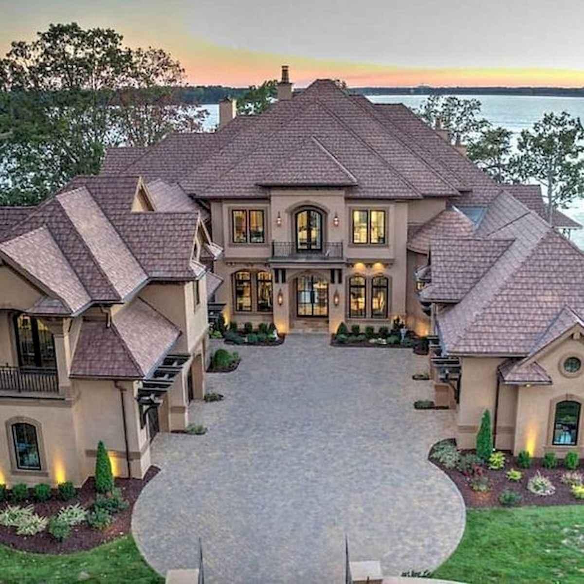 40 Stunning Mansions Luxury Exterior Design Ideas (24)