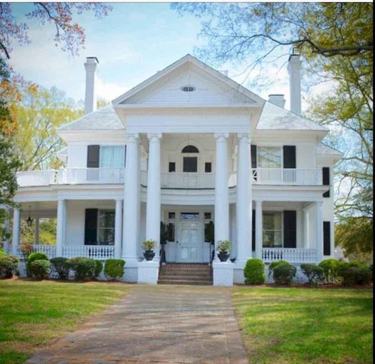 40 Stunning Mansions Luxury Exterior Design Ideas (32)