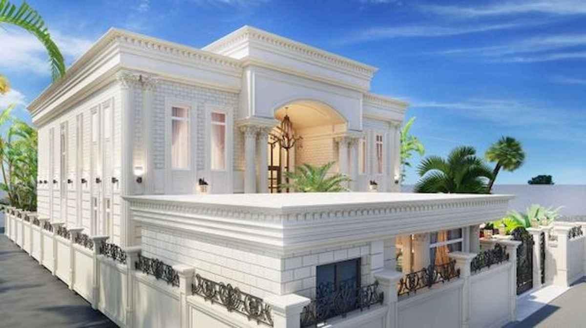 40 Stunning Mansions Luxury Exterior Design Ideas (39)