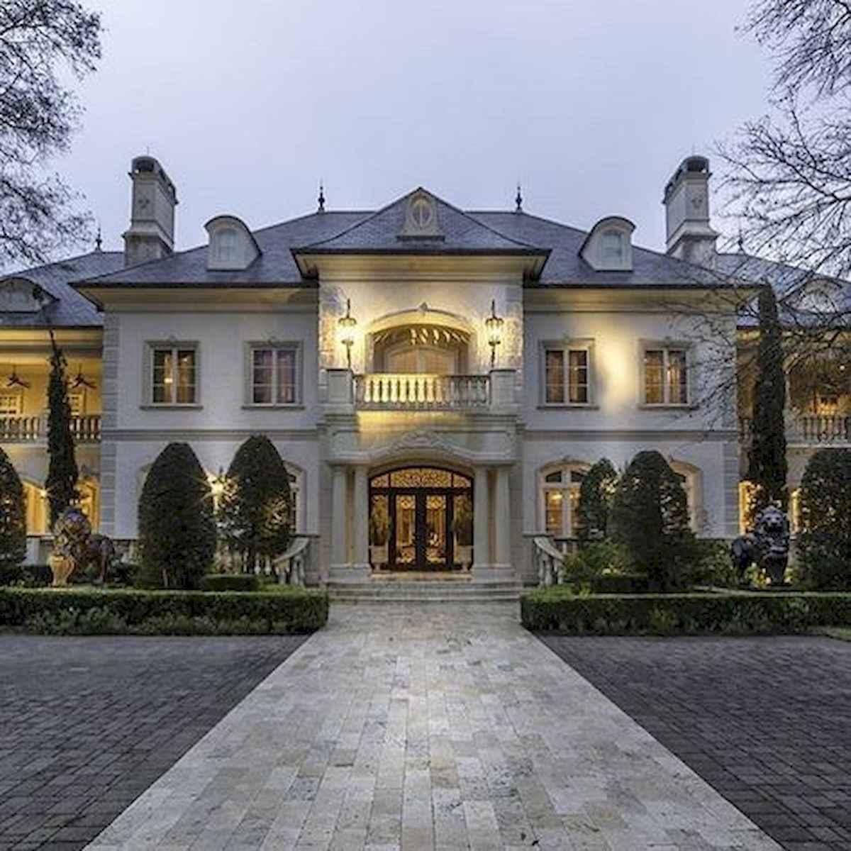40 Stunning Mansions Luxury Exterior Design Ideas (6)