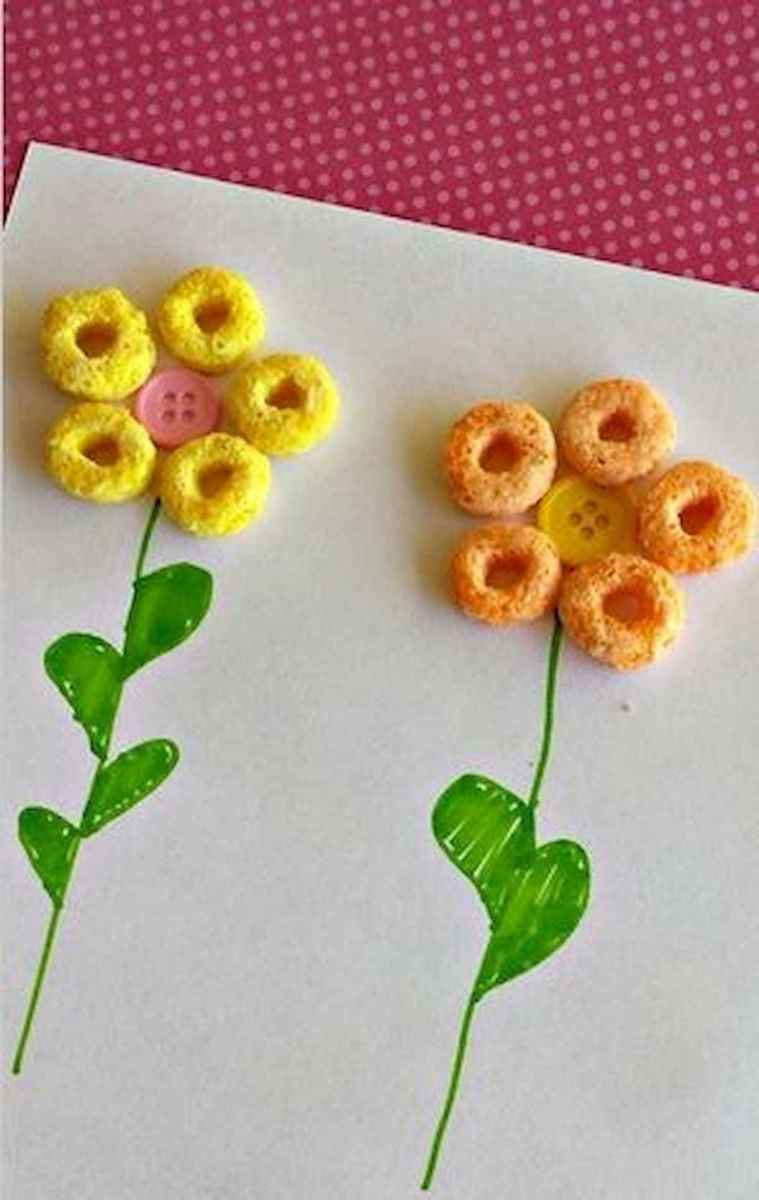 50 Awesome Spring Crafts for Kids Ideas (24)