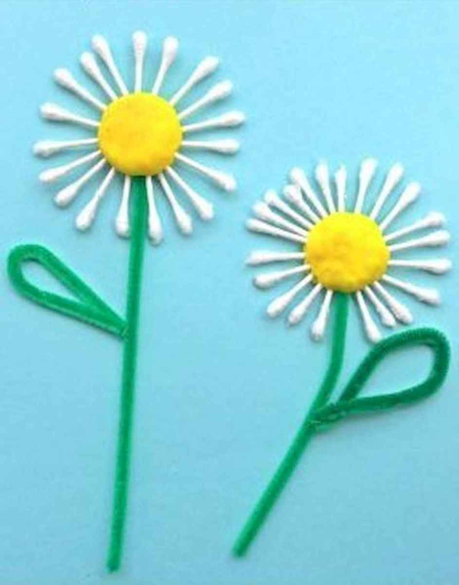 50 Awesome Spring Crafts for Kids Ideas (25)