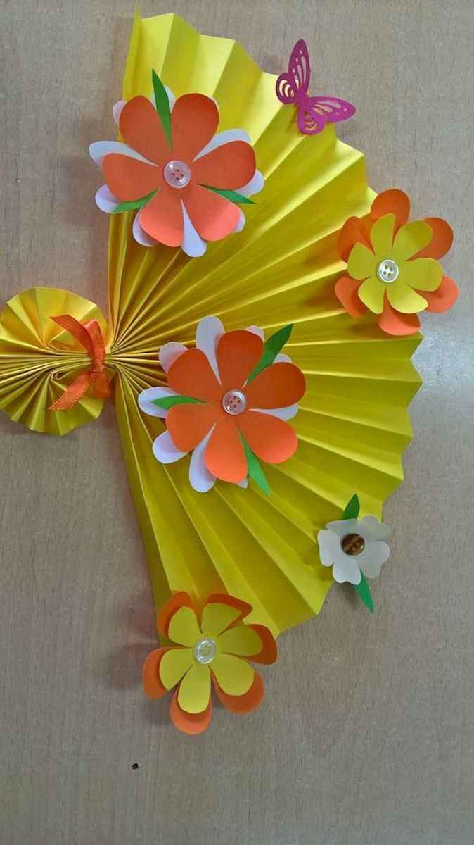 50 Awesome Spring Crafts for Kids Ideas (43)