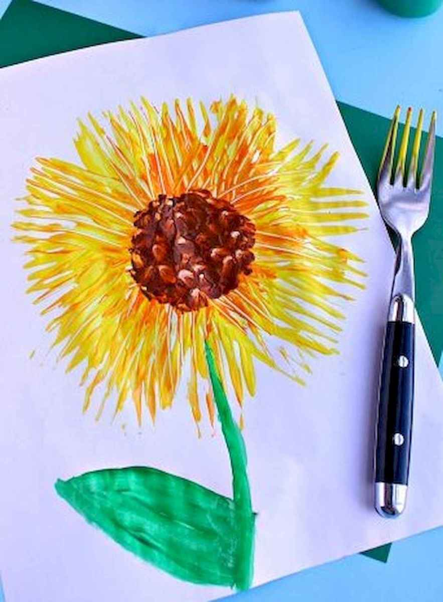 50 Awesome Spring Crafts for Kids Ideas (45)