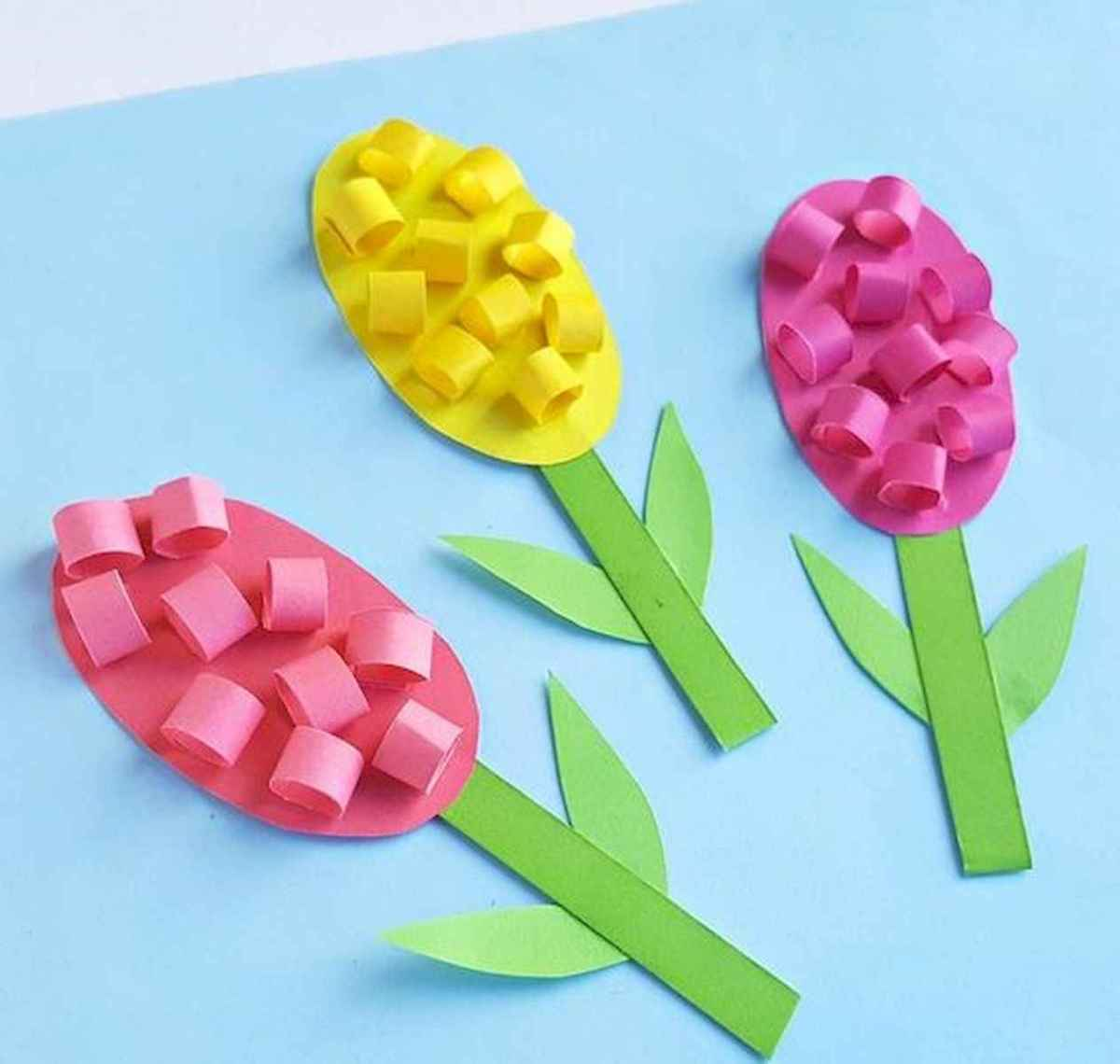 50 Awesome Spring Crafts for Kids Ideas (48)