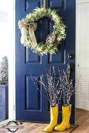 60 Favorite Spring Wreaths for Front Door Design Ideas And Decor (13)