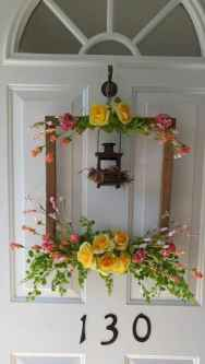 60 Favorite Spring Wreaths for Front Door Design Ideas And Decor (28)