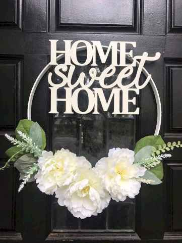 60 Favorite Spring Wreaths for Front Door Design Ideas And Decor (46)