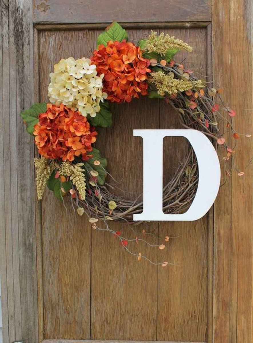 60 Favorite Spring Wreaths for Front Door Design Ideas And Decor (49)