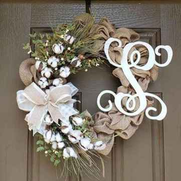 60 Favorite Spring Wreaths for Front Door Design Ideas And Decor (7)