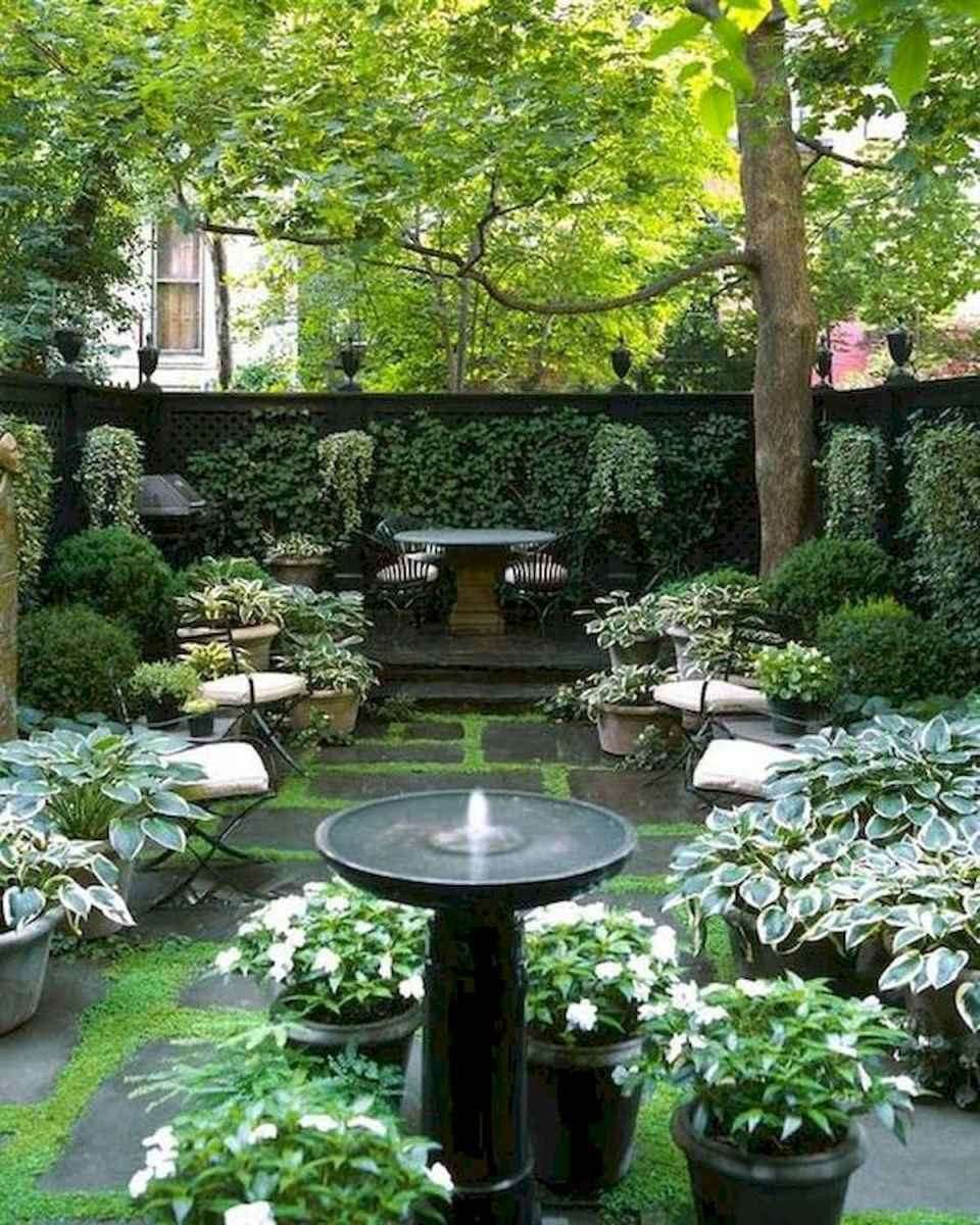 40 Awesome Secret Garden Design Ideas For Summer (37)
