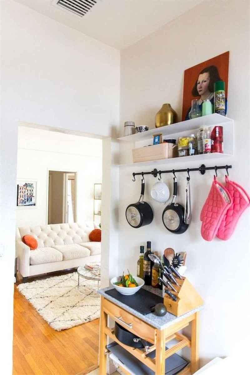 40+ Beautiful Studio Apartment Kitchen Decor Ideas And Remodel (15)