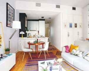 40+ Beautiful Studio Apartment Kitchen Decor Ideas And Remodel (34)