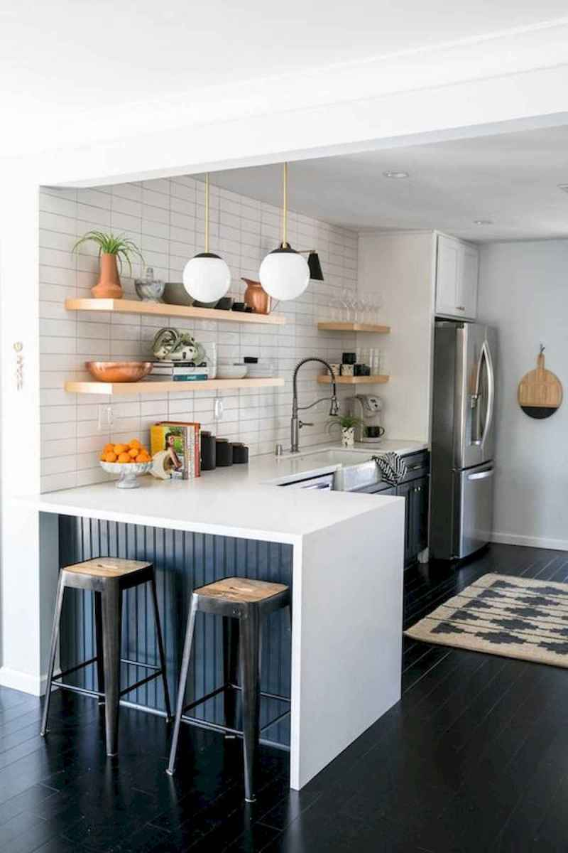 40+ Beautiful Studio Apartment Kitchen Decor Ideas And Remodel (40)