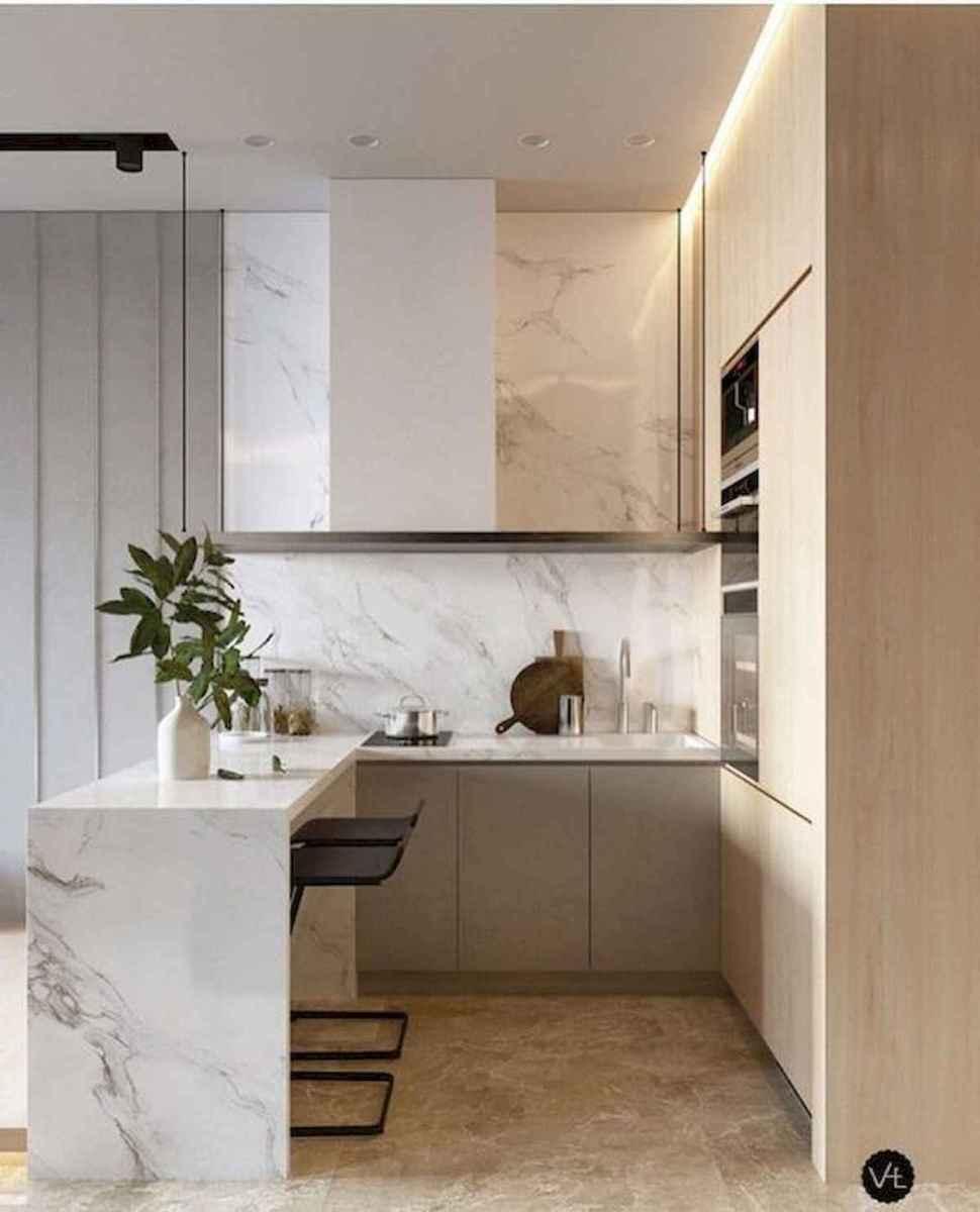 40+ Beautiful Studio Apartment Kitchen Decor Ideas And Remodel (5)