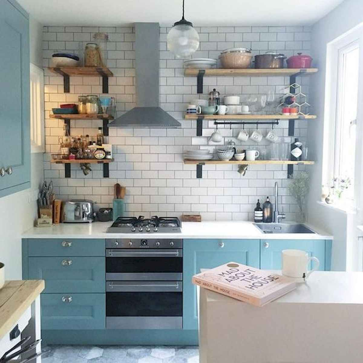 40+ Beautiful Studio Apartment Kitchen Decor Ideas And Remodel (6)