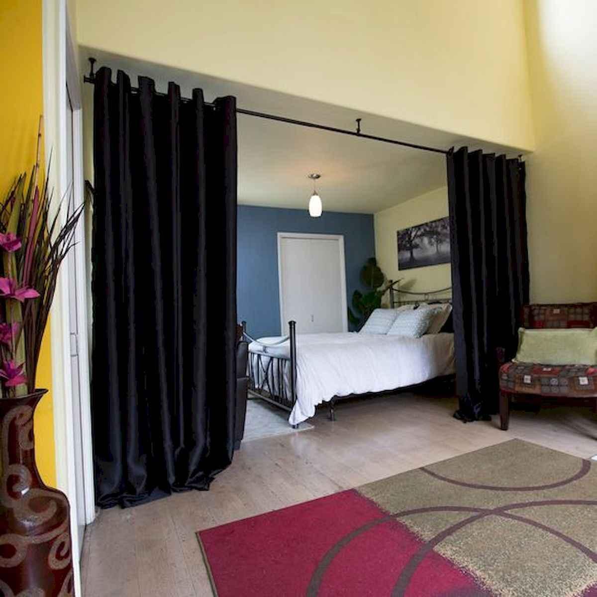 40 Favorite Studio Apartment Room Dividers Curtains Design Ideas and Decor (18)