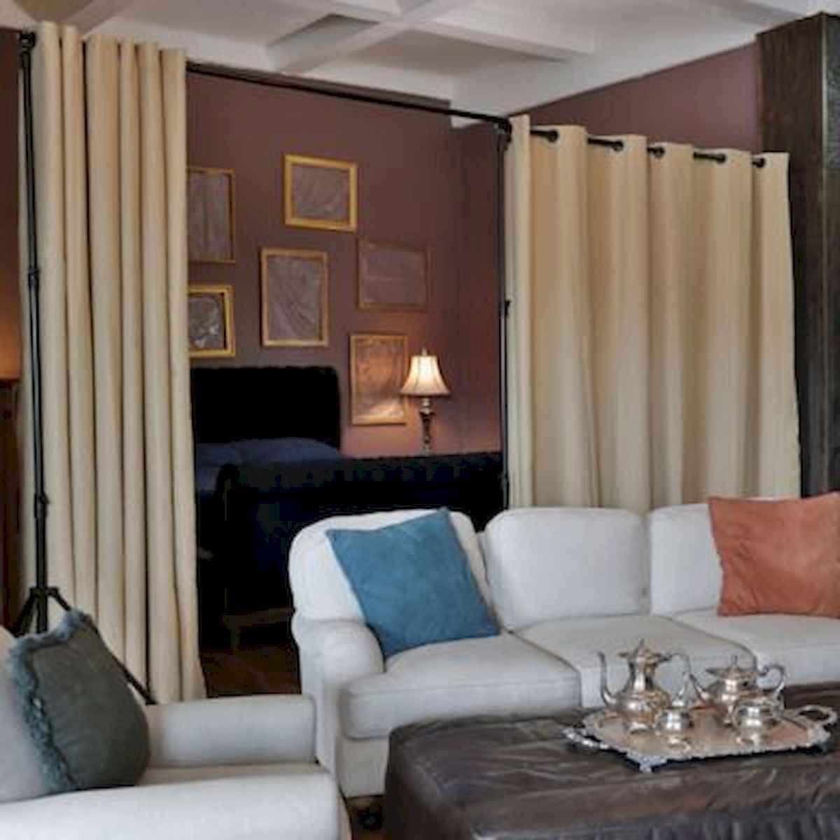 40 Favorite Studio Apartment Room Dividers Curtains Design Ideas and Decor (22)