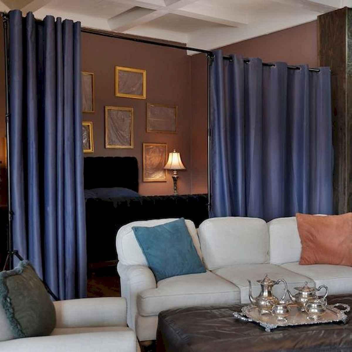 40 Favorite Studio Apartment Room Dividers Curtains Design Ideas and Decor (3)
