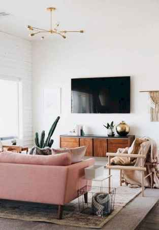 50+ Beautiful Small Living Room Decor Ideas And Remodel for Your First Apartment (39)