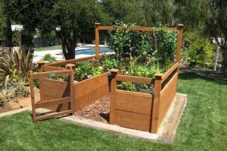 50 Best Garden Beds Design Ideas For Summer (37)