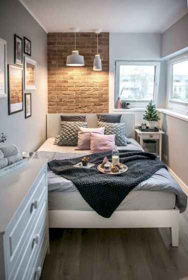 50+ Stunning Minimalist Studio Apartment Small Spaces Decor Ideas And Remodel (17)