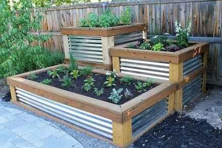 55 Favorite Garden Boxes Raised Design Ideas (32)