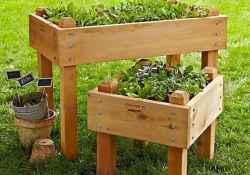 55 Favorite Garden Boxes Raised Design Ideas (43)