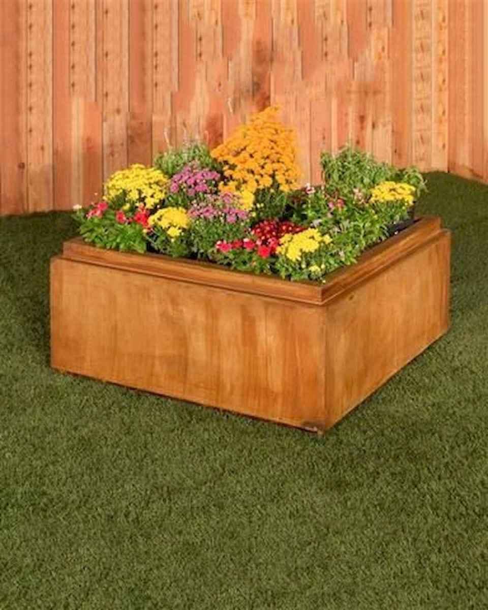 55 Favorite Garden Boxes Raised Design Ideas (46)