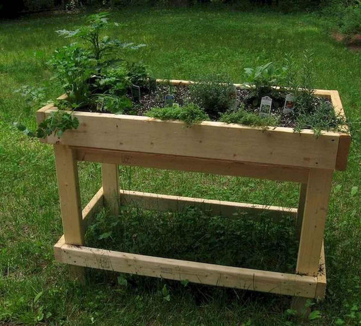 55 Favorite Garden Boxes Raised Design Ideas (52)