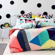 70+ Awesome Colorful Bedroom Decor Ideas And Remodel for Summer Project (16)