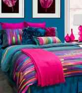 70+ Awesome Colorful Bedroom Decor Ideas And Remodel for Summer Project (22)