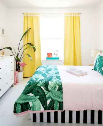 70+ Awesome Colorful Bedroom Decor Ideas And Remodel for Summer Project (51)