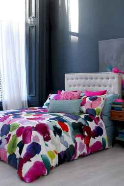 70+ Awesome Colorful Bedroom Decor Ideas And Remodel for Summer Project (64)