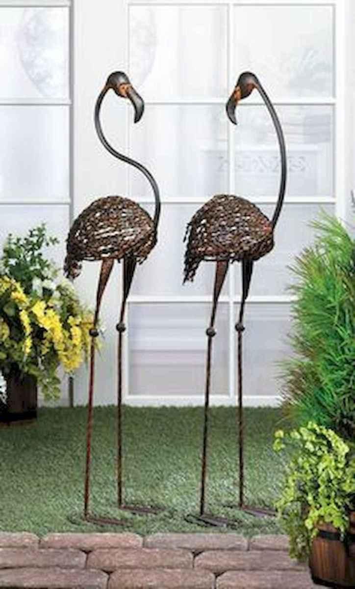 70 Best Metal Garden Art Design Ideas For Summer (30)
