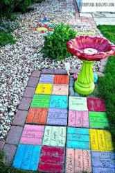 70 Creative and Inspiring Garden Art From Junk Design Ideas For Summer (15)