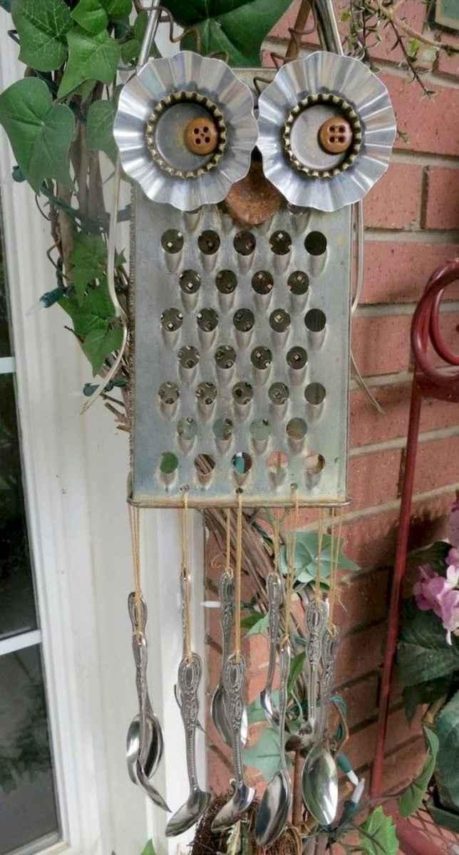 70 Creative and Inspiring Garden Art From Junk Design Ideas For Summer (60)