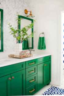 70+ Fantastic Colorful Bathroom Decor Ideas And Remodel for Summer Project (37)