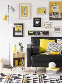 80+ Awesome Colorful Living Room Decor Ideas And Remodel for Summer Project (35)