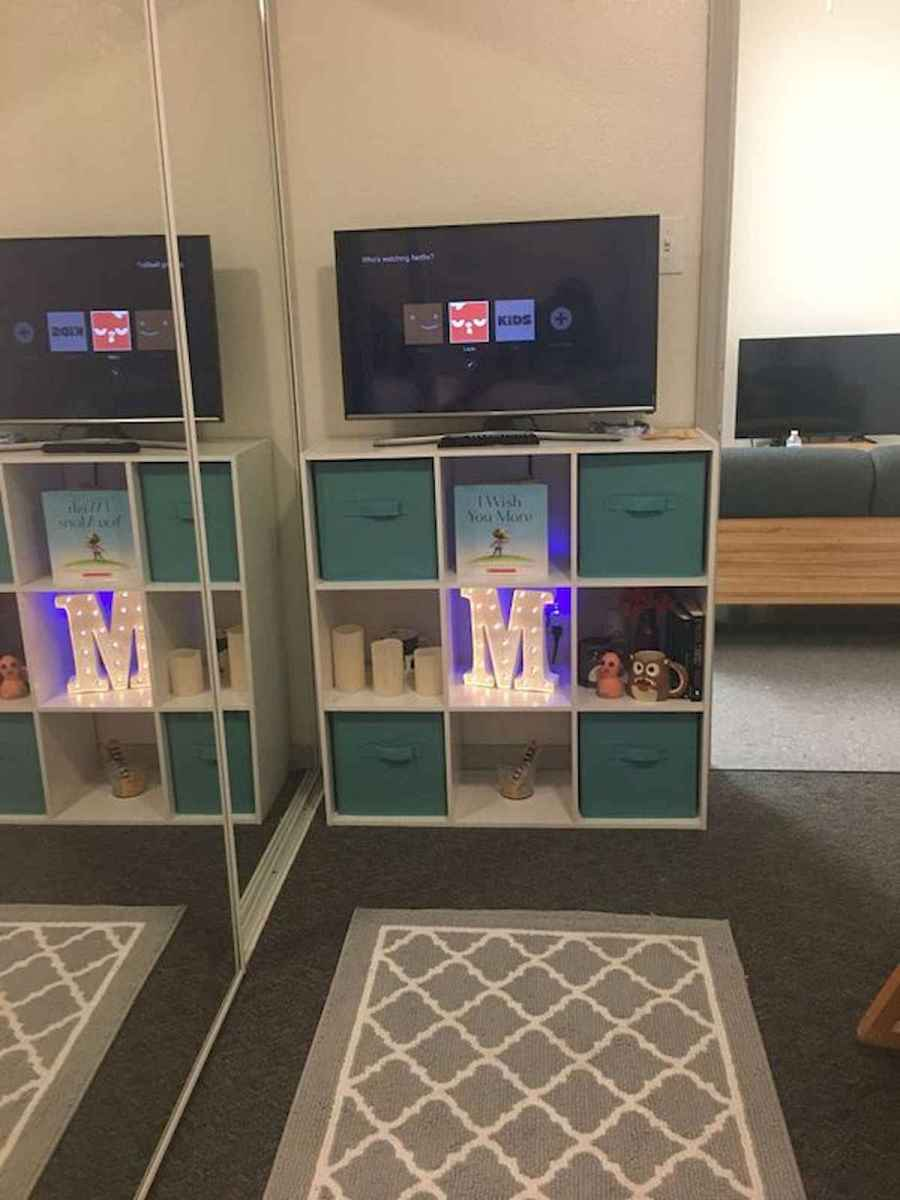 80+ Creative Apartment Hacks Decor Ideas And Remodel (65)