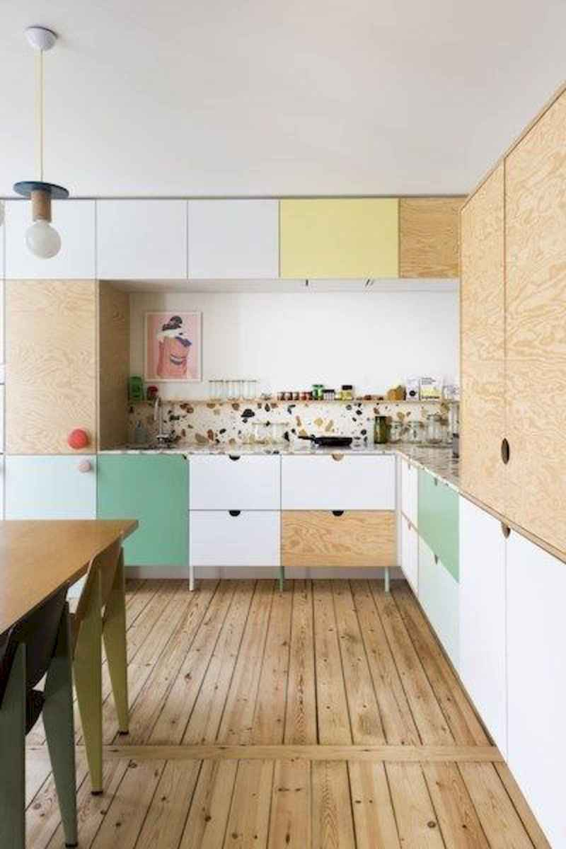 80+ Fantastic Colorful Kitchen Decor Ideas And Remodel for Summer Project (26)