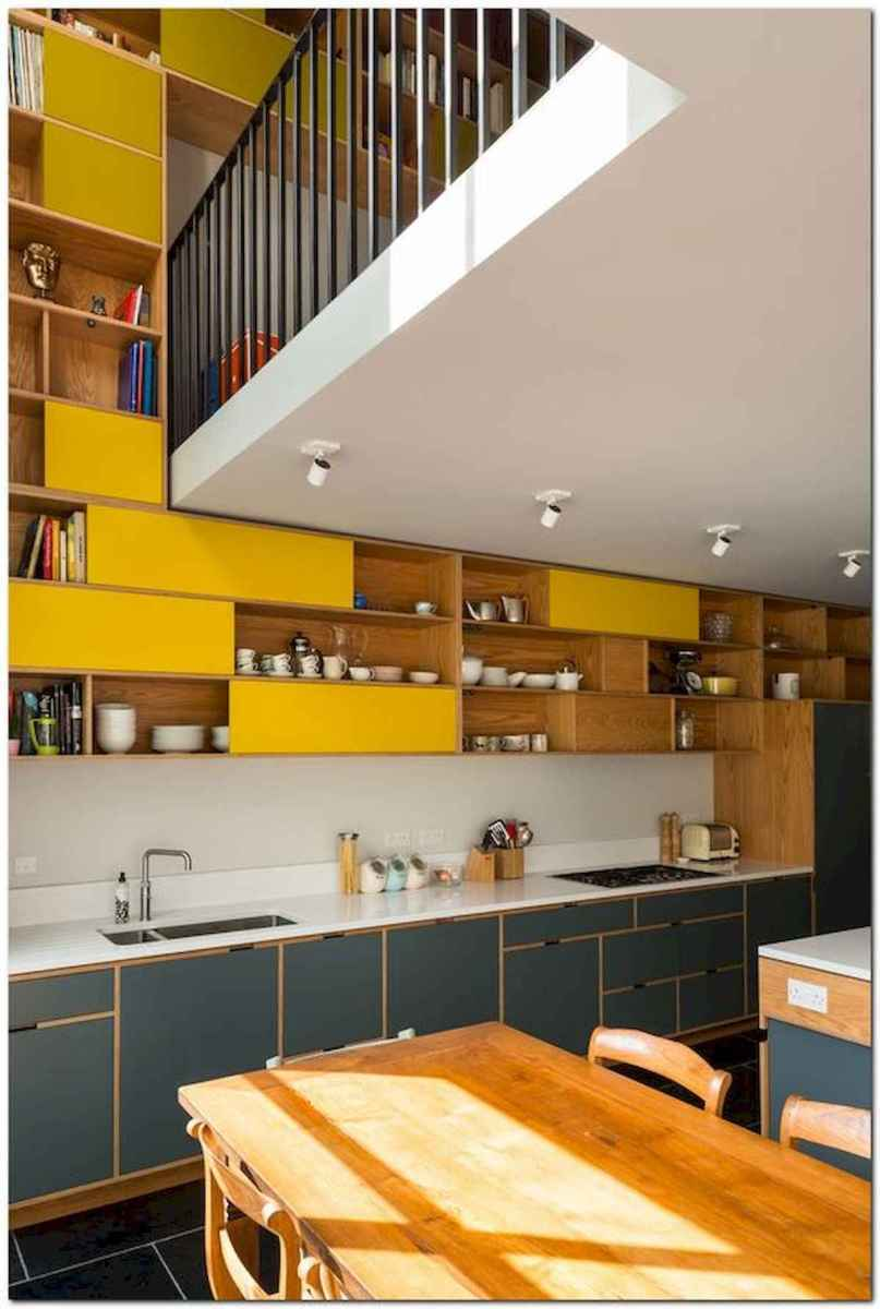 80+ Fantastic Colorful Kitchen Decor Ideas And Remodel for Summer Project (3)