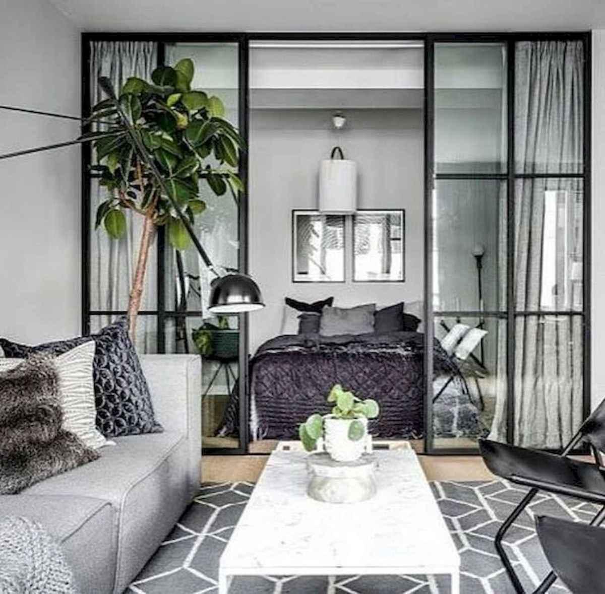 80+ Gorgeous Studio Apartment Divider Decor Ideas And Remodel (11)