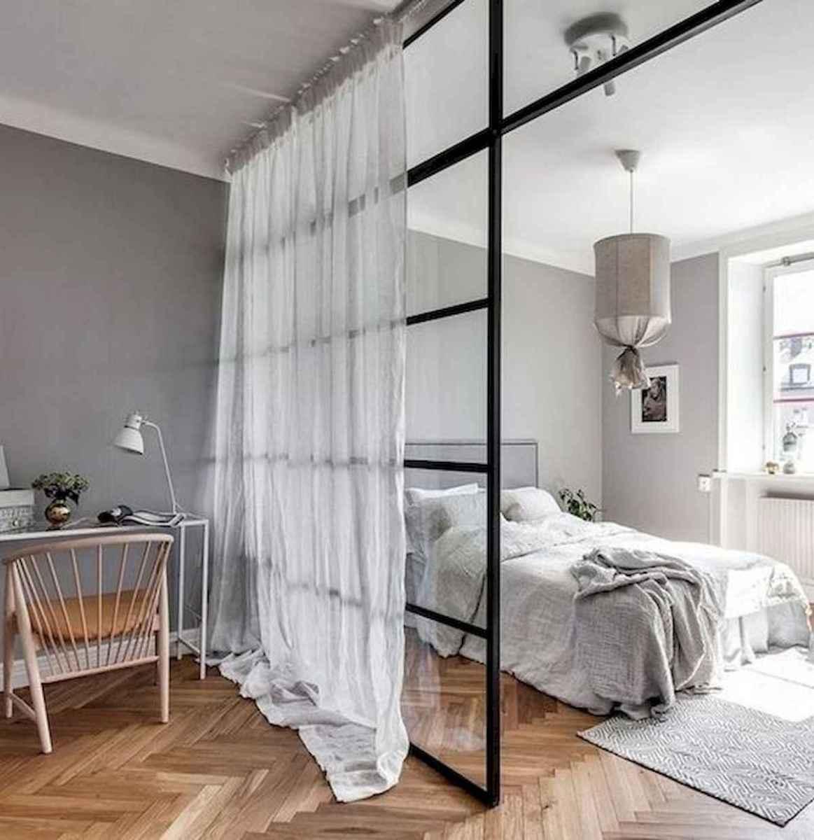 80+ Gorgeous Studio Apartment Divider Decor Ideas And Remodel (17)