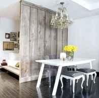 80+ Gorgeous Studio Apartment Divider Decor Ideas And Remodel (18)