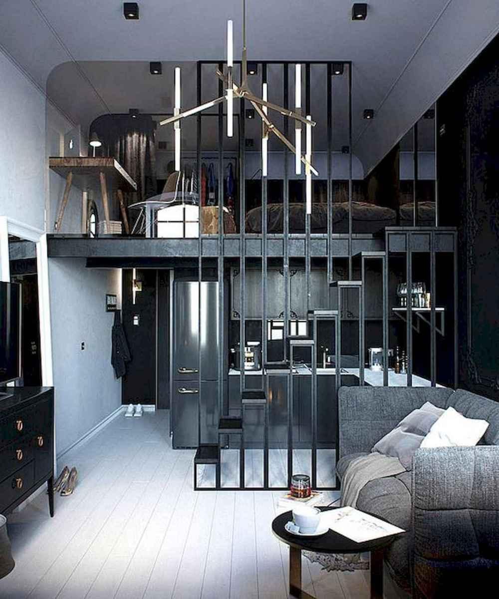 80+ Gorgeous Studio Apartment Divider Decor Ideas And Remodel (23)