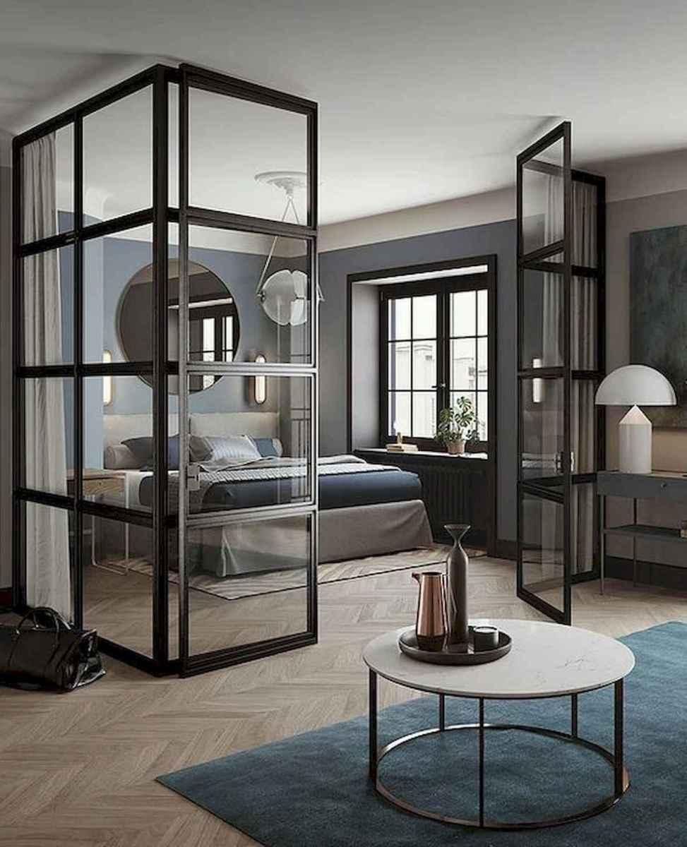 80+ Gorgeous Studio Apartment Divider Decor Ideas And Remodel (4)