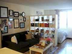 80+ Gorgeous Studio Apartment Divider Decor Ideas And Remodel (46)