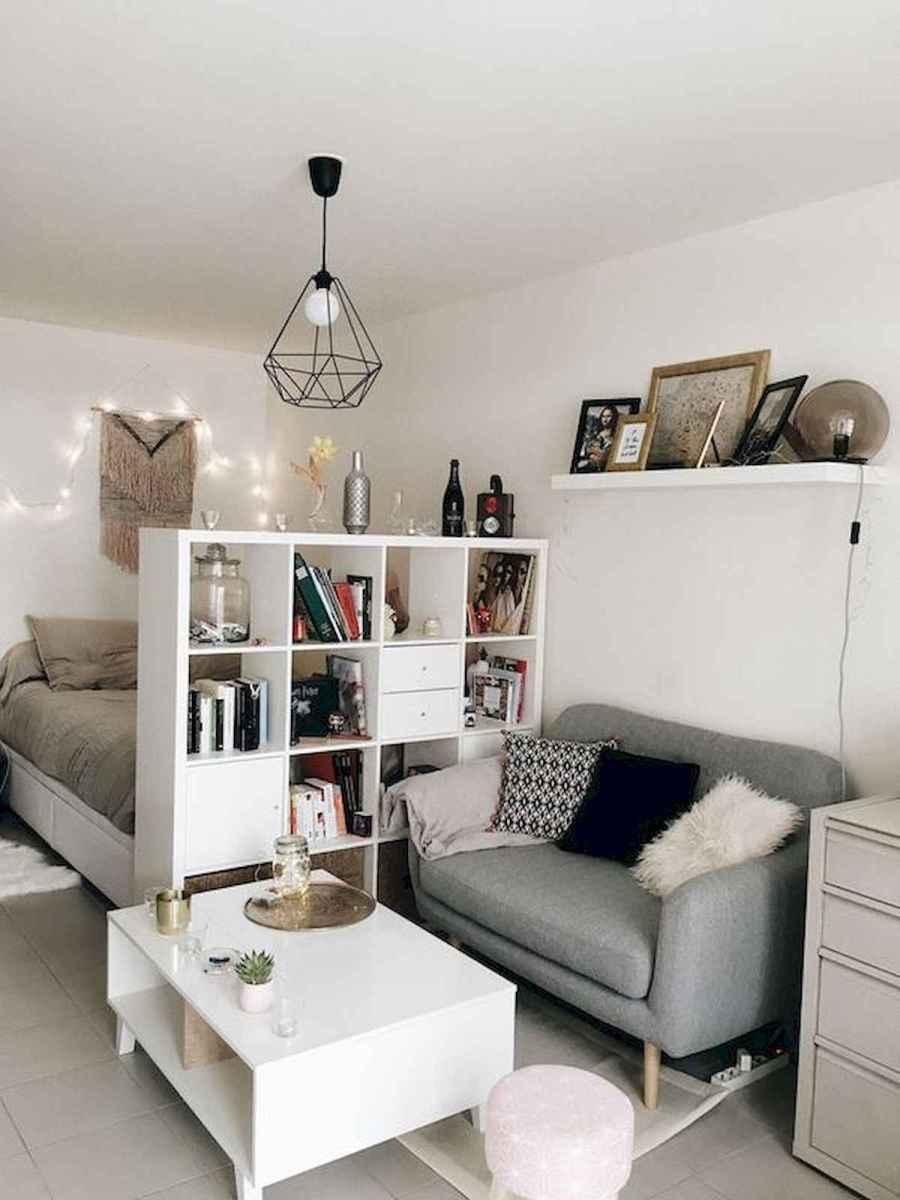80+ Gorgeous Studio Apartment Divider Decor Ideas And Remodel (7)